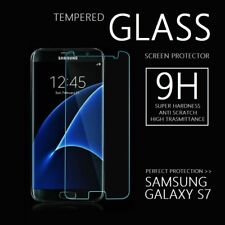 Pellicola Vetro Temperato per Samsung Galaxy S7 Protezione Salva Schermo o PANNO