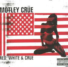 Mötley Crüe - Red, White & Crüe 2 CD Digipak Mötley Records (Motley Crue)