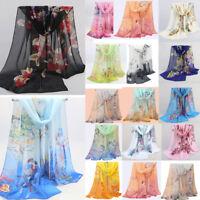 Women's Fashion Fringed Printed Cotton Parisian  Shawl Soft Beach Towel  Scarf P