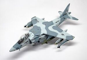 1:48 Franklin Mint Collection Armour McDonnell Douglas AV-8B Harrier II
