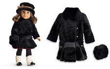 NIB ~Retired American Girl REBECCA'S WINTER COAT~ Great Christmas Gift Rebecca