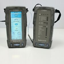 Agilent Wirescope 350 Cable Tester With Dualremote 350