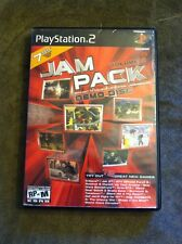 Jam Pack Demo Disk Volume 11 Sony PlayStation 2 PS2 12 Games *Sold by E-Lo Media