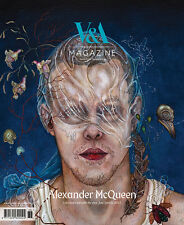 V&A Magazine,Alexander McQueen,Suzy Menkes,James Sherwood,Savile Row,Anj Smith