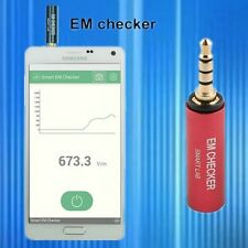 Fast EM Checker electromagnetic wave detector tester for iPhone Android Phone