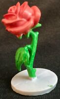 ENCHANTED ROSE Disney BEAUTY AND THE BEAST PVC TOY Play Set FIGURE Cake Topper!