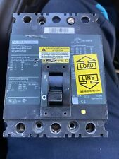 Square D Edb34100 3-Pole Circuit Breaker