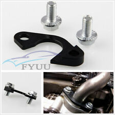 Aluminum Car Vehicle Engine Oil Pump Pipe Support Clamp Retainer Tube Holder X1