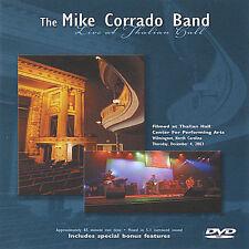 The Mike Corrado Band: Live At Thalian H DVD