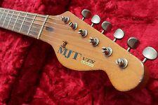 MJT Official Custom Order Vintage Aged Nitro MK MJT Neck by Mark Jenny VTS