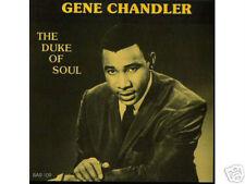 GENE CHANDLER - The Duke of Soul CD! Duke of Earl