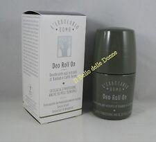 ERBOLARIO Deodorante Roll On 50ml UOMO pelle sensibile MAN deodorant