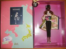 Barbie Byron Lars Ayako Jones Barbie Doll NRFB W/ Shipper XB033