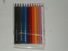 12 crayons de couleur (couleurs géantes) pour enfant, maternelle de marque:Lyra