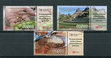 Cape Verde 2015 MNH UN FAO United Nations Food & Agriculture Org 3v Set Stamps