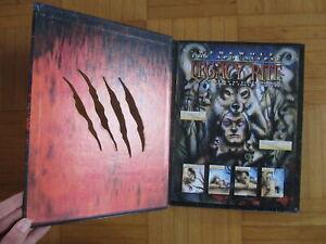 Werewolf The Apocalypse Second Edition Core Rulebook - English Hardcover 320 Sei
