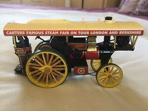 Vintage Traction Engine Fowler Showmans Carter's Steam Fair Limited Edtion Boxed