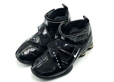 Nike Shox Flight Men's Black Basketball Sneaker Shoes 2007 Size 8 US