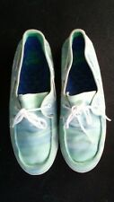 SURF SLIDERS Shoes by VANS Off the Wall The Original Womens SIZE 10 7400b0552