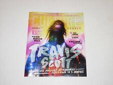 Culture Magazine Jan 2019 Travis Scott Astroworld Concert Preview Issue Rare
