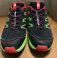 Salomon Wings Flyte 2 Mens Size 11.5 Trail Running Shoes