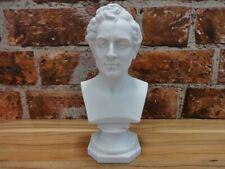 More details for antique kpm bellini porcelain bust 20cm high