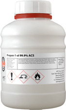 Propan-1-ol 99.9% ACS 500ml (n-Propanol) *Shipped Same Day*