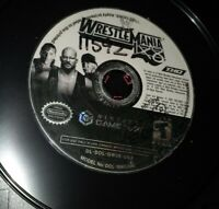 WWE: WrestleMania X8 (Nintendo GameCube, 2004) *Disc Only*Tested*Clean*