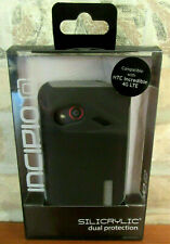Incipio Snap-On Hard Case Cover for HTC Droid Incredible 4G LTE - Black