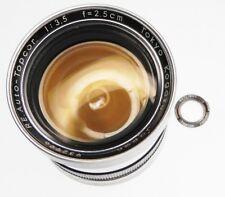 Topcon RE Auto-Topcor 2.5cm f3.5   #932996
