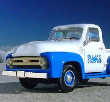 RAREST - BLUE DIAMOND 1953 FORD PICKUP - First Gear