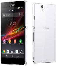 5.0- inch Sony Ericsson Xperia Z C6603 13.1MP - White Unlocked 4G Mobile Phone