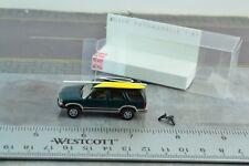 Busch 46410 1998 Chevrolet Blazer w/ Wind Surf Board 1:87 Scale Ho