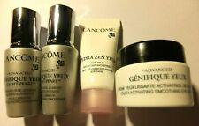 LANCOME YEUX, 20ml, GENIFIQUE Eye Cream 4 x 5ml *BN* Light-Pearl, Hydra Zen Yeux