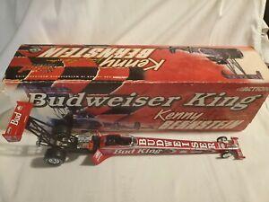 Action KENNY BERNSTEIN Budweiser 1:24 2000 Top Fuel Dragster Diecast 1/5004