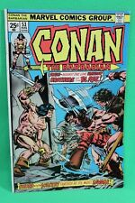 Conan the Barbarian #53 Brothers of the Blade Comic Marvel Comics VF
