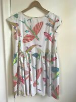 Gorman Organic 'Fish May Fly' Beach Dress - Size 8