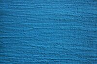 "1+ Yards Turquoise Solid Crepe Fabric 53"" X 44"""