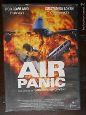 DVD AIR PANIC - BOB MISIOROWSKI - ROD ROWLAND