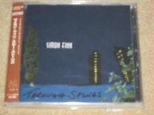 SIMON FINN - THROUGH STONES - JAPAN CD WITH OBI - NEW