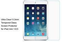 For iPad Mini 2/Mini 3/Mini 4 Ultra Clear/Tempered Glass screen protector Film