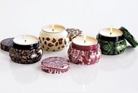 New In Box PartyLite  Wax-Filled Decorative Tin  Pick Your Fragrance FREE POST