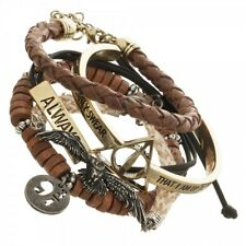 Harry Potter Bracelet Set New BIOWORLD