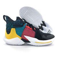 Nike Air Jordan Why Not Zer0.2 BHM Black History Month Westbrook Men's 10-10.5