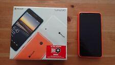 Microsoft  Lumia 640 Dual SIM - 8GB - Orange (Ohne Simlock) Smartphone