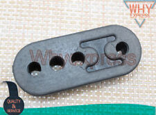 OEM 4 Hole Car Exhaust Pipe Mount Brackets Hanger Replacement Insulator Rubber