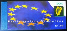 IRELAND 1994 PARLIAMENTARY ANNIVERSARIES COMPLETE BOOKLET Unmounted Mint SG SB49