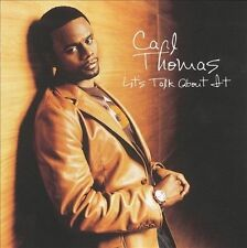 Let's Talk About It by Carl Thomas (CD, Aug-2004, Bad Boy Entertainment)