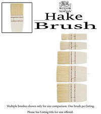 "Winsor and Newton Hake Brush 1 1/2"" 5245150"