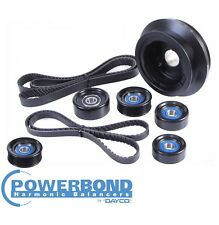 POWERBOND 25% UNDERDRIVE POWER PULLEY KIT HSV GRANGE WN LS3 6.2L V8
